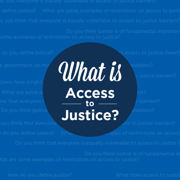 what is access to justice?